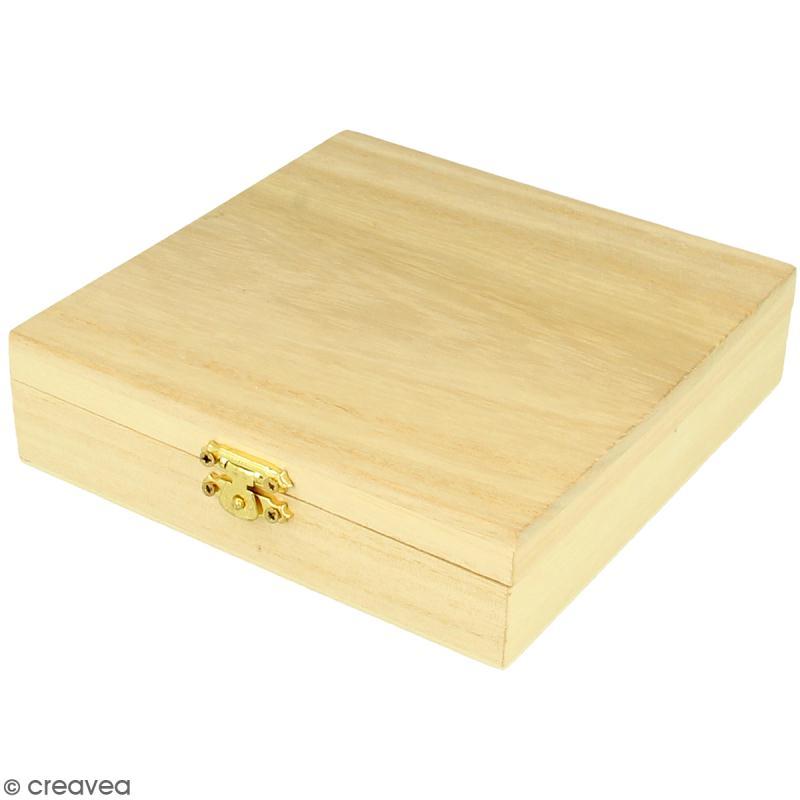 Coffret de sommelier en bois à décorer - 5 pcs - Photo n°1