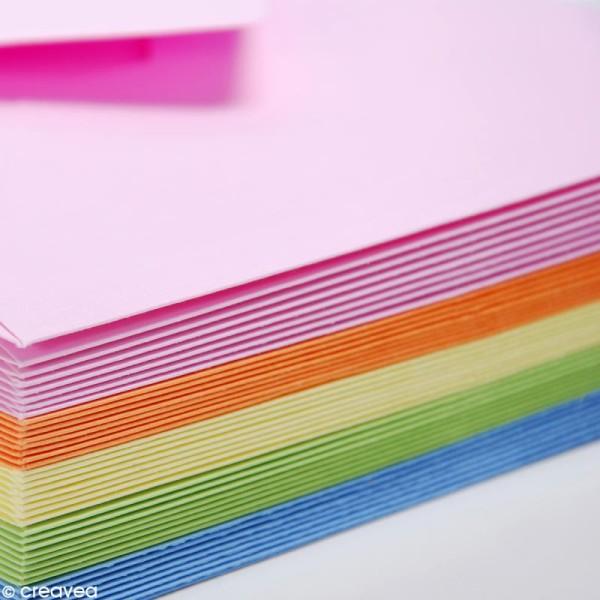 Coffret de correspondance Pollen 110 x 155 Assortiment Printemps - Photo n°2