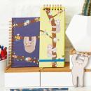 Assortiment de crayons papier - Docrafts Noteworthy - Collection It's a Sloths life - 5 pcs - Photo n°2