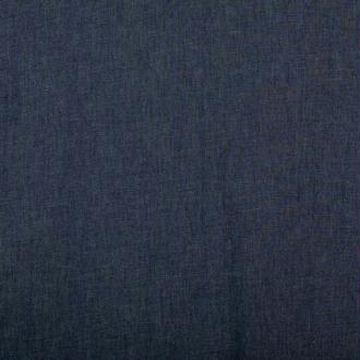 Tissu jean denim léger coton - Bleu brut- Par 50cm