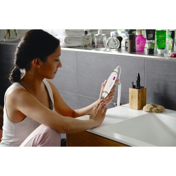 Medisana Kit de manucure et de pédicure MP 840 Blanc 85155 - Photo n°2