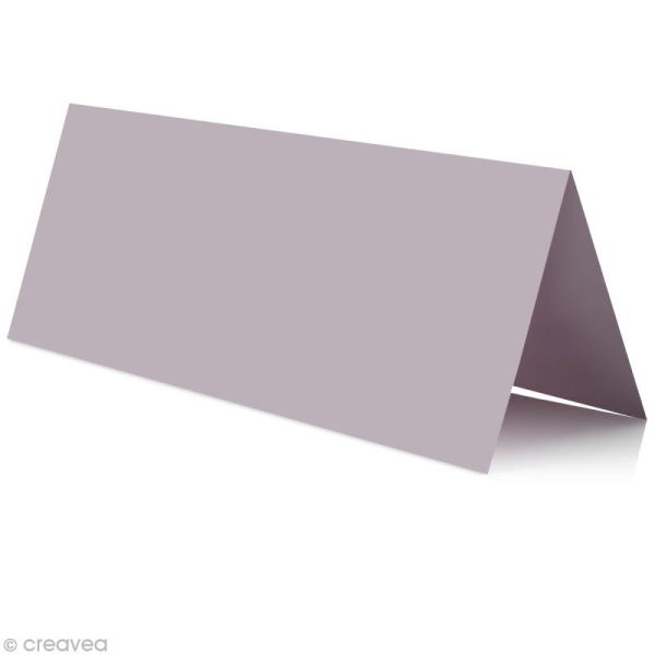 Marque place Gris koala 85 x 80 mm x 25 - Photo n°1