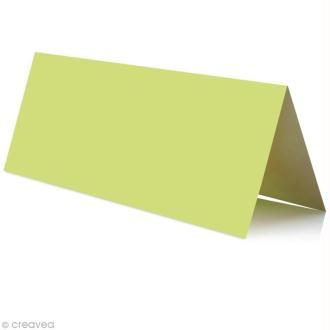 Marque place Vert bourgeon 85 x 80 mm x 25