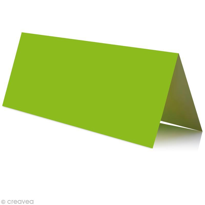 Marque place Vert menthe 85 x 80 mm x 25 - Photo n°1