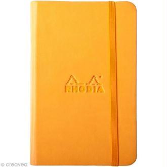Carnet Rodhia Rhodiarama - 192 pages - Orange