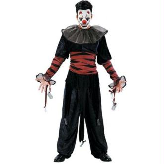 Déguisement Clown Smiley Adulte Taille Standard