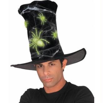 Chapeau de Sorcier Deluxe Velours Noir Adulte