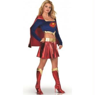 """Déguisement Supergirlâ""""¢ femme Taille:M-38/40"""