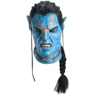 Masque Avatar Jake Sully Latex luxe Adulte