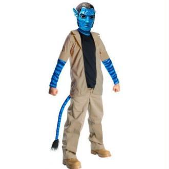 Déguisement Avatar Jake Sully Garçon_Taille M