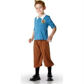 Déguisement Tintin Enfant Les Aventures de Tintin_Taille S