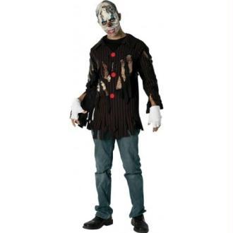 Déguisement zombie garçon Taille L