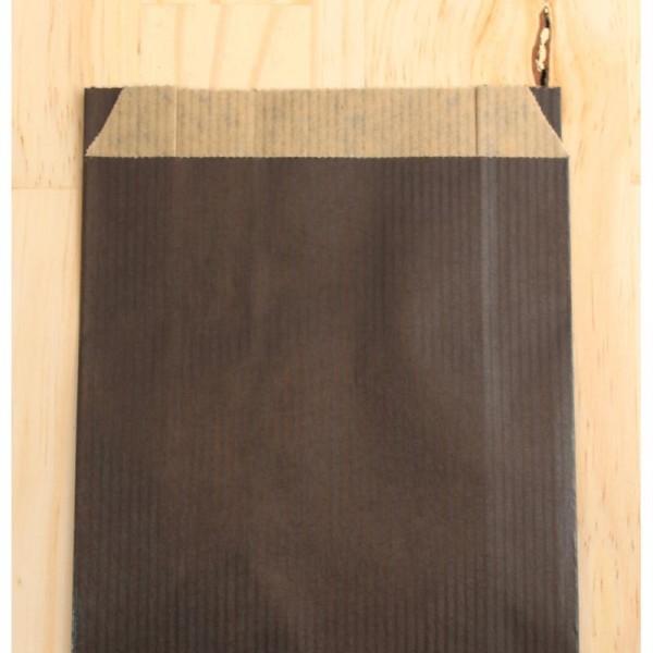 50 POCHETTES SACHETS PAPIER CADEAUX BIJOUX EMBALLAGE POIS ROND 13,5 cm x 7 cm
