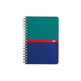 Carnet reliure intégrale A6 - 100 pages - 5x5