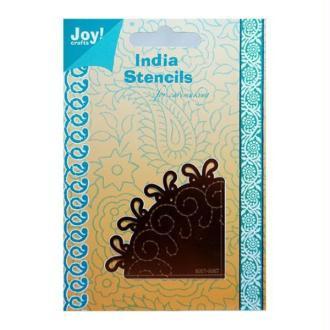 Pochoir stencil pour carte JOY CRAFTS 6001.0067