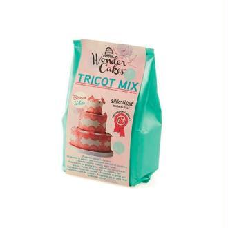 Tricot Mix pour dentelle blanc 300g - Silikomart