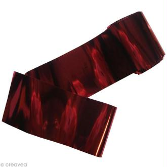 Film Rouge pour pyrodorure 2 m x 60 mm