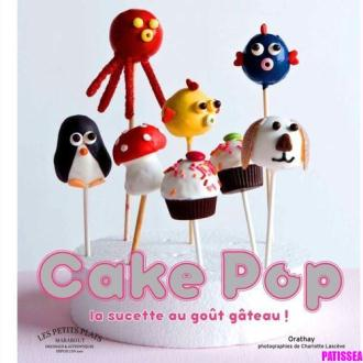 Livre Cake Pops