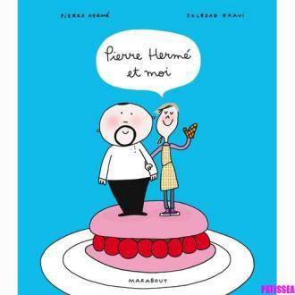 Livre Pierre Hermé et moi