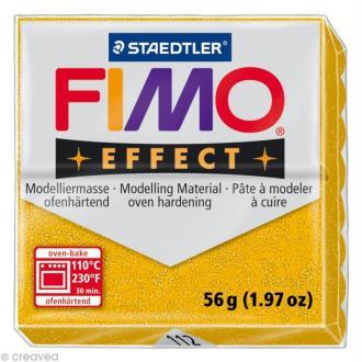 Fimo Effect Or Métallique 112 - 56 gr