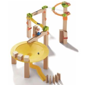 Haba Kit De Démarrage Circuit à Billes Funnel Jungle 302945