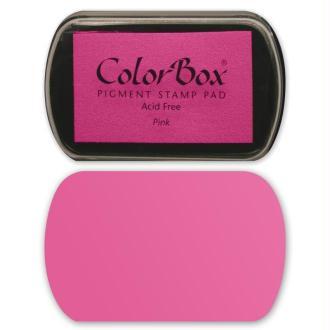 Encreur Colorbox rose