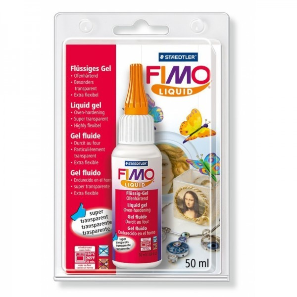 FIMO LIQUID 50ml - Photo n°1