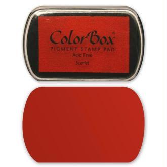Encreur Colorbox rouge vif