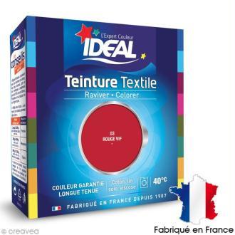 Teinture Tissu Idéal liquide Tomate cerise 03 maxi