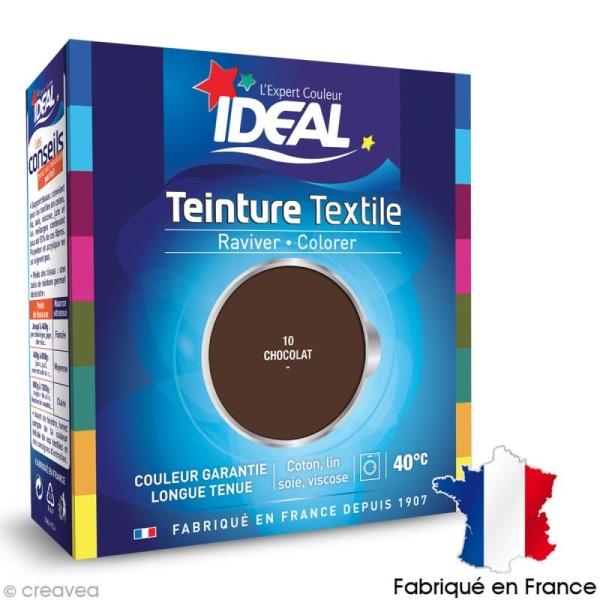 Teinture Tissu Idéal liquide Brun chocolat 10 maxi - Photo n°1