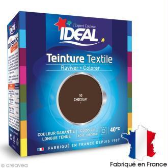 Teinture tissu id al acheter teinture textile au meilleur prix creavea - Teinture textile blanc ...