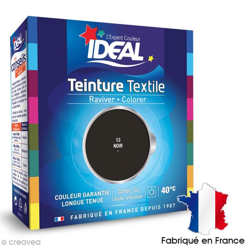 teinture tissu id al liquide noir 13 maxi teinture coton. Black Bedroom Furniture Sets. Home Design Ideas