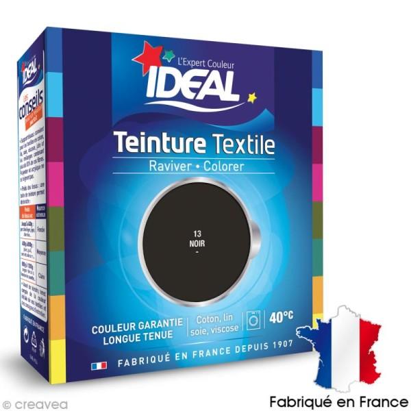 Teinture Tissu Idéal liquide Noir 13 maxi - Photo n°1