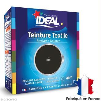 Teinture Tissu Idéal liquide Noir 13 maxi