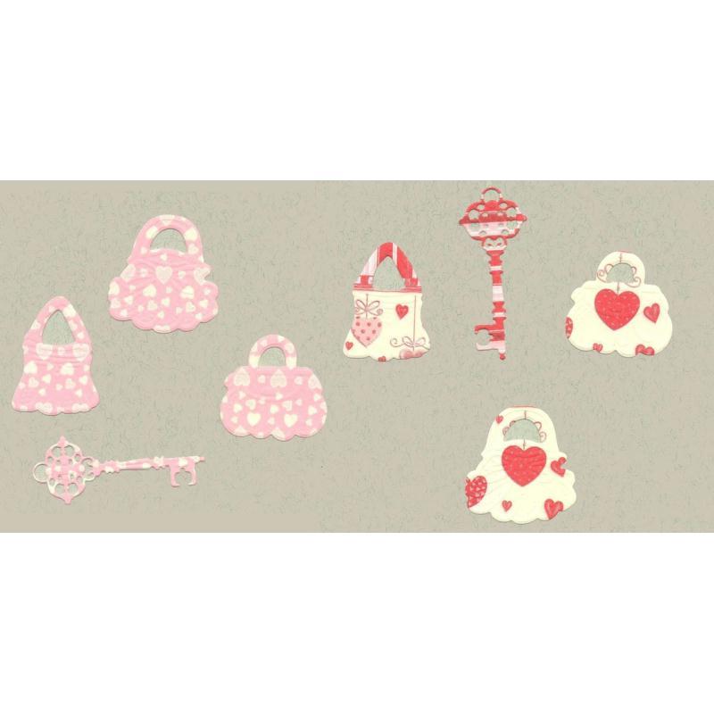 4 serviettes en papier nounours c ur amour format lunch for Amour de cuisine basboussa