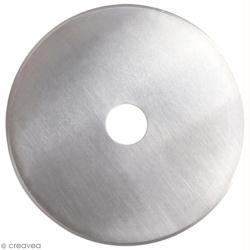 Lame titanium pour cutter rotatif 60 mm
