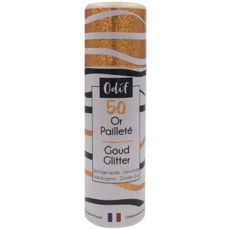 Vernis pailleté or 125 ml