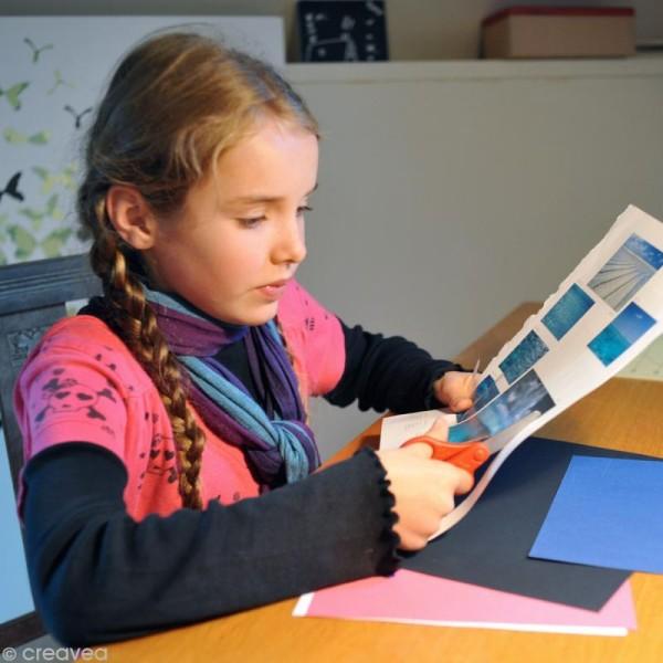 Ciseaux d'apprentissage enfant 13 cm - Photo n°3