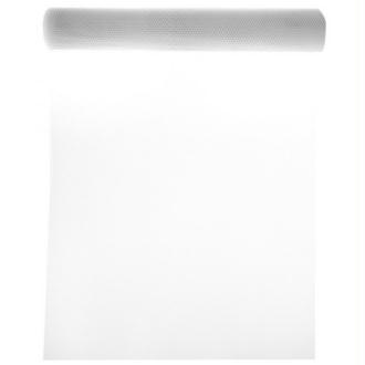 Chemin de table tulle couleur 5 M x 50 cm COULEUR:Blanc