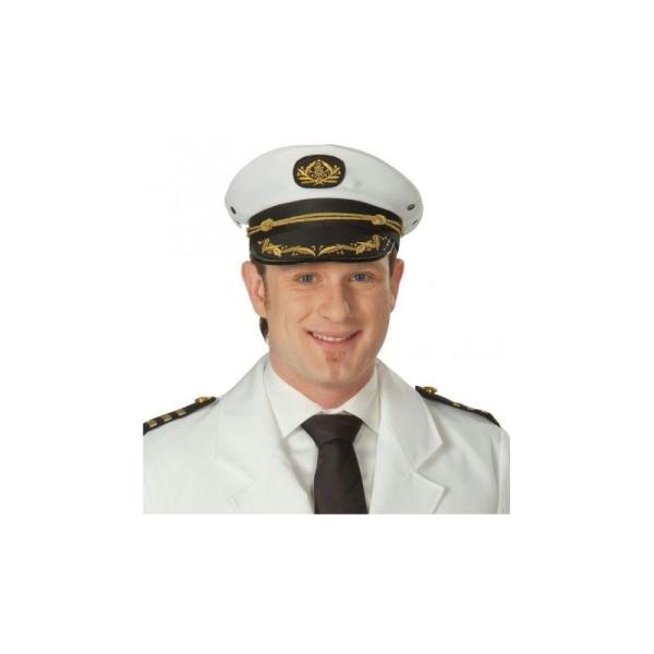 super mignon ordre vente chaude Casquette capitaine marin adulte Taille:T-58cm