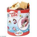 Kit de tampons Stampo kids - Licornes - 16 pcs - Photo n°1