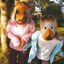 Kit Mask'animaux - 8 masques à assembler et à décorer - Photo n°2