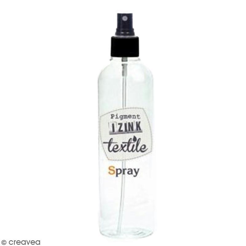 flacon vide spray pour teinture textile izink 80 ml teinture froid creavea. Black Bedroom Furniture Sets. Home Design Ideas