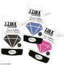 Peinture pailletée Izink Diamond Aladine - 80 ml - 12 couleurs