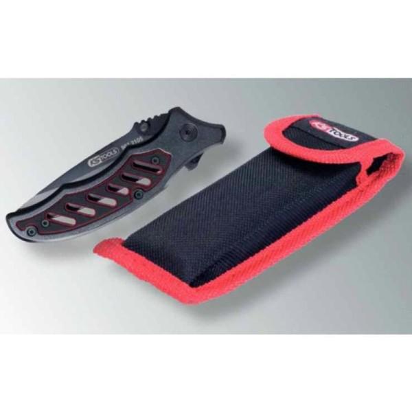 Ks Tools Couteau Pliant Avec Mécanisme De Verrouillage 78 Mm 907.2105 - Photo n°2