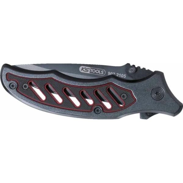Ks Tools Couteau Pliant Avec Mécanisme De Verrouillage 78 Mm 907.2105 - Photo n°5