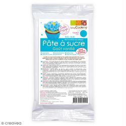 Pâte à sucre Bleue 250 g