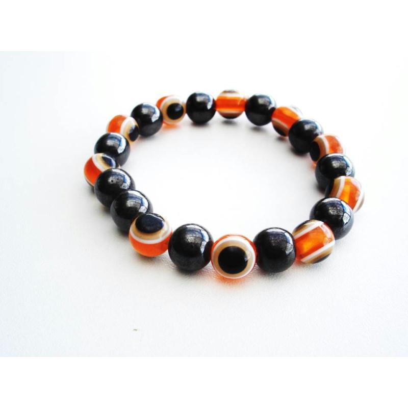 Bracelet magn tique mauvais il orange bracelet - Bracelet magnetique avis ...
