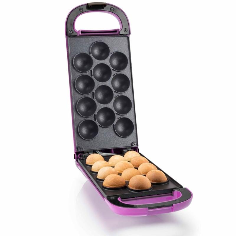 Princess appareil g teaux 700 w violet 132403 petit for Appareil de cuisine thermomix