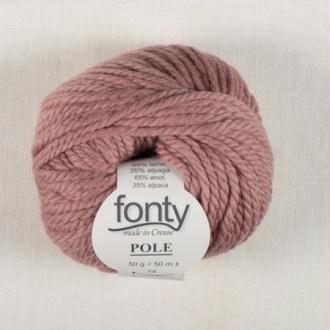 Pôle, Coloris Vieux Rose N°369